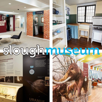 Discover Slough Museum