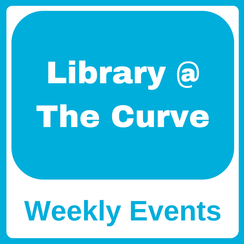 Find out about Regular Events for adults and children each week at The Curve