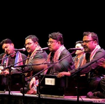 Songs of the Mystics: Traditional Sufi Qawwali
