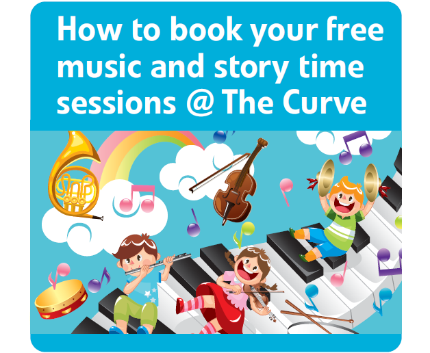 Guide to booking a FREE place for Music Time online!